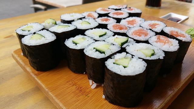 sushi restaurace