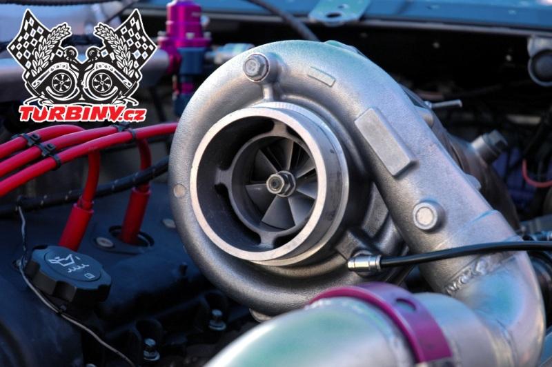 repasovaná turbodmychadla